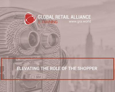 Elevating the role of the shopper – Christopher Brace
