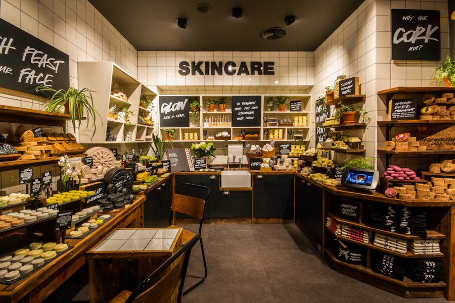 Asias first Lush Naked store opens in Hong Kong. - Inside