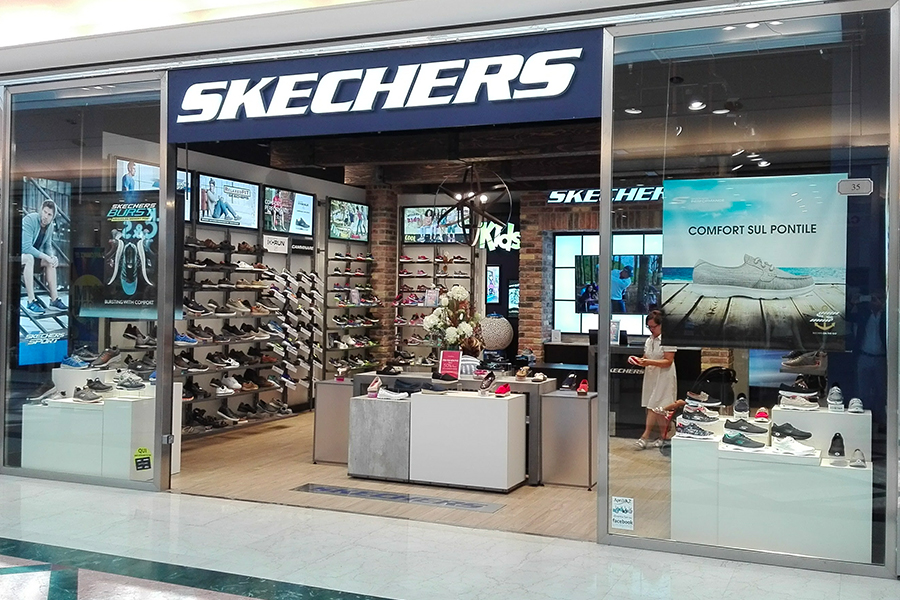 marzo metálico implícito  Skechers to launch store at Telford's new Fashion Quarter - GRA