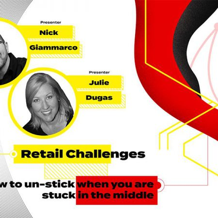 Retail Challenges: how to un-stick when you are stuck in the middle