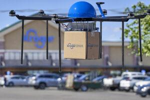 kroger-drone